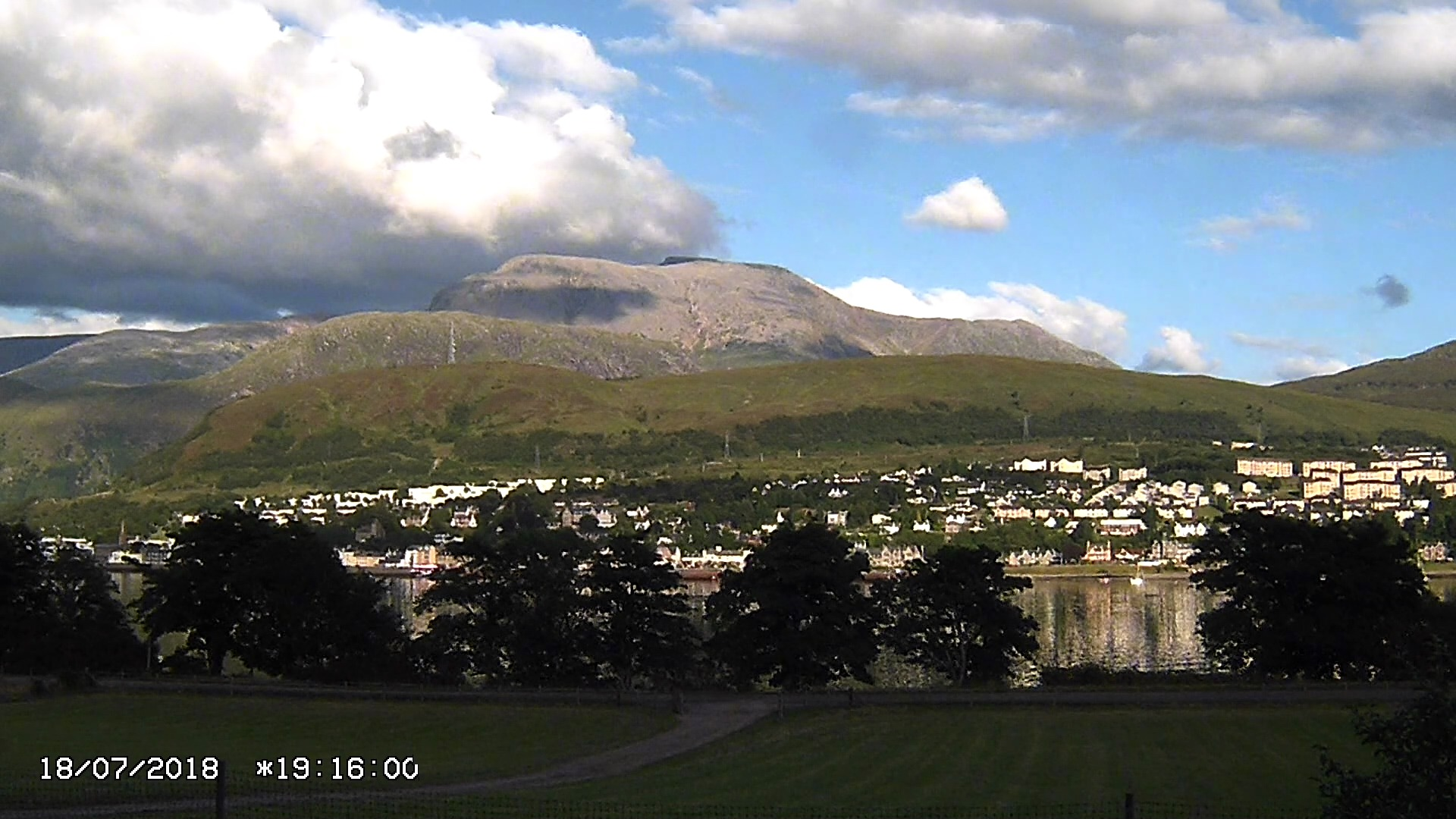Latest Ben Nevis Webcam Image